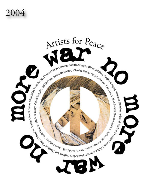2004 Artists for Peace cover