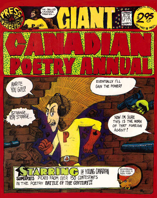 Giant Canadian Poetry Annual
